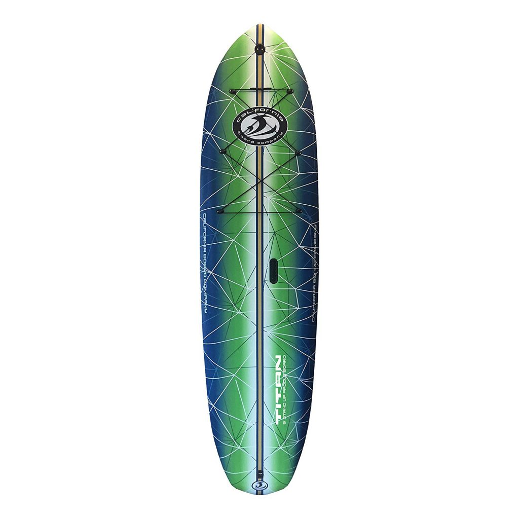 California Board Company Stand Up Paddle Board Set