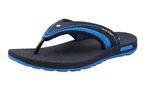 Gold Pigeon Shoes GP5842 Unisex Flip Flops_ 8502 Blue, EU43 _ Flip-
