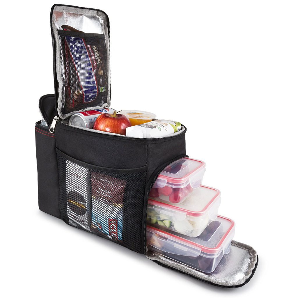 HemingWeigh Reusable Insulated Lunch Box