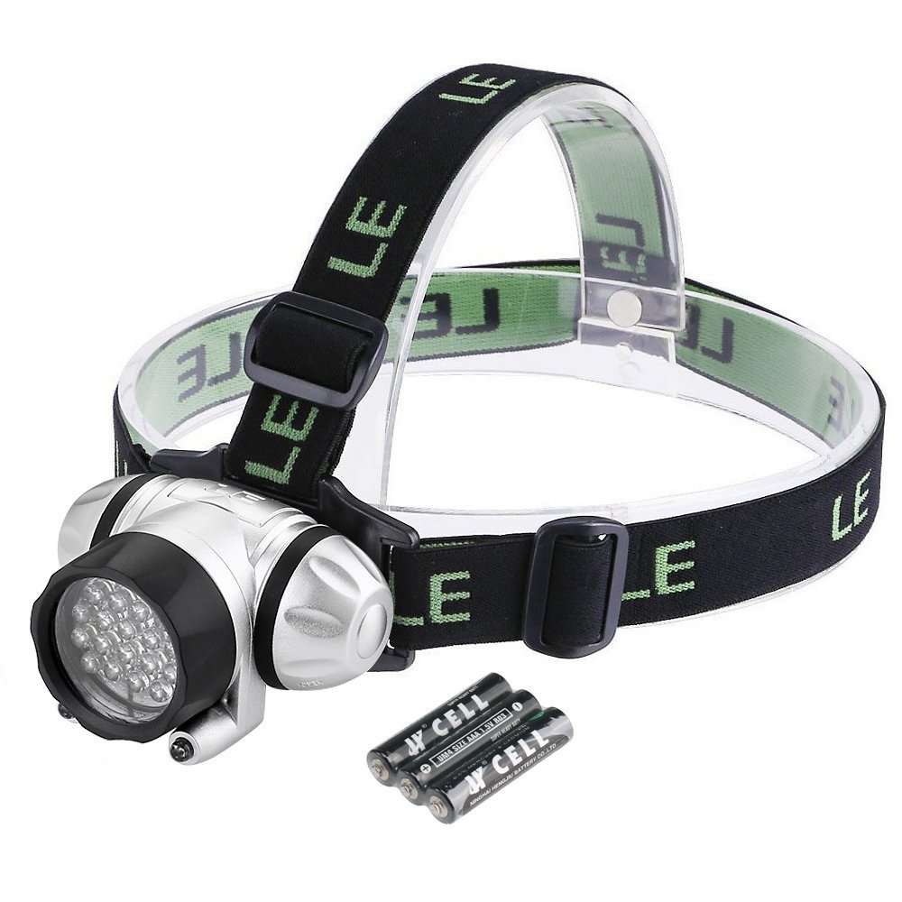 LE Headlamp Led , 4 modes