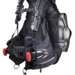 Mares Hybrid Pro Tec Scuba Diving Buoyancy Compensator