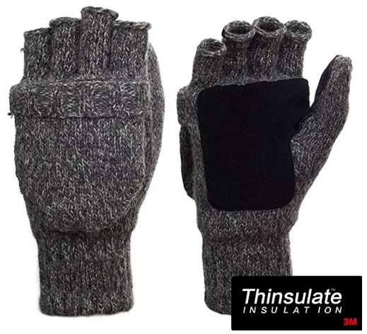 Metog Suede Thinsulate Thermal Insulation Mittens, Gloves at Amazon Womens Clot