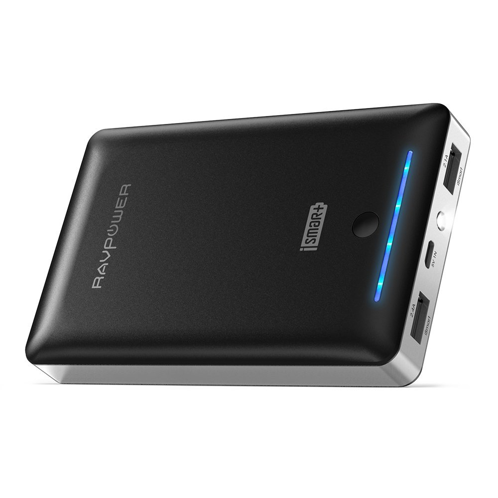 Portable Charger RAVPower 16750mAh Phone Charger Battery Time-Tested Battery
