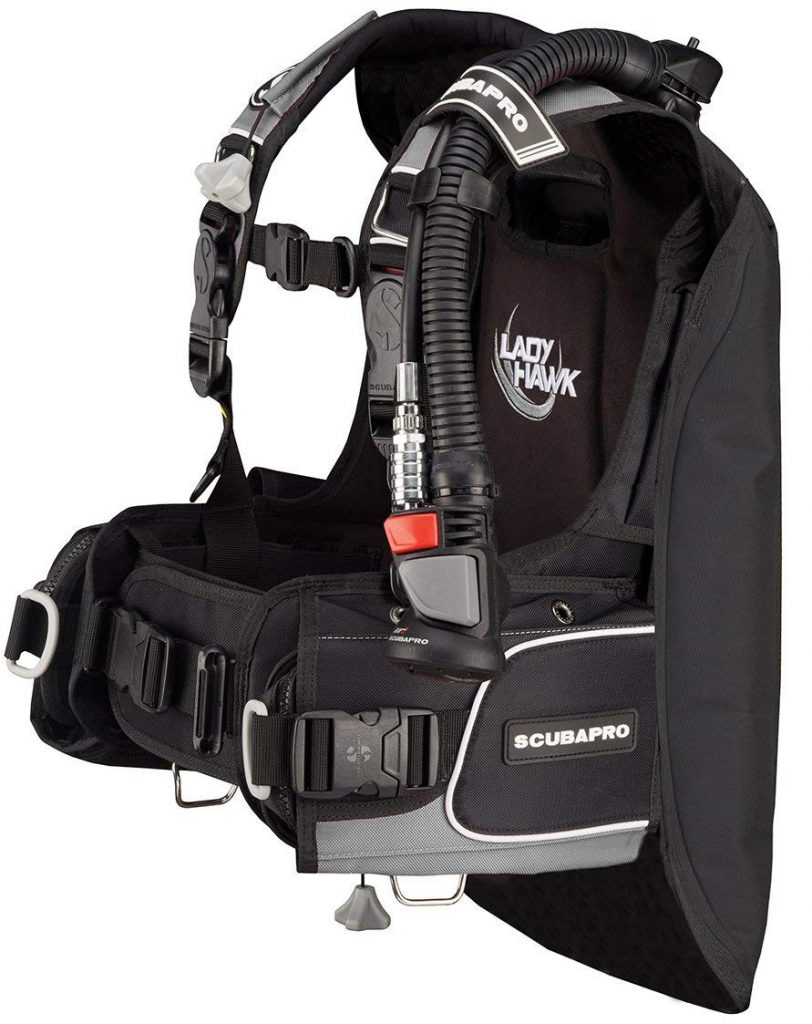 Scubapro Ladyhawk BC w/BPI - Small for Scuba Divers