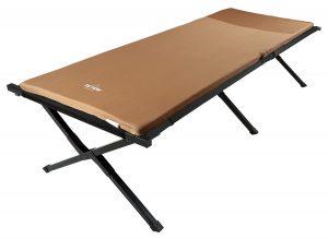 "TETON Sports Adventurer Camp Ped; Sleeping Pad for Car Camping Brown, Adventurer/75"" x 24"" x 2"""
